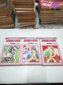 日本原版32开漫画日语-- なんて素敌ニジヤパネスク(3本合售)