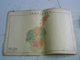 山东省博兴县学区图