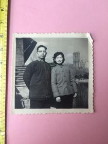 照片,上海人物,4张合售,低价