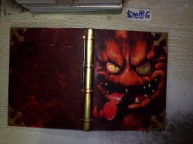 乐高未来骑士团:魔兽之书(精装)