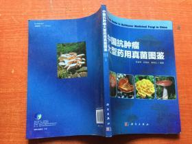 中国抗肿瘤大型药用真菌图鉴  大16开 正版
