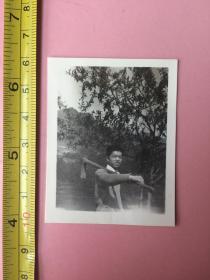 照片,文革,知识青年在农村的生活,2张