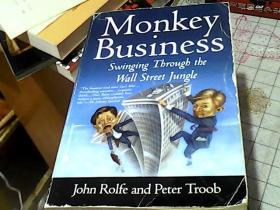 Monkey Business:Swinging Through the Wall Street Jungle