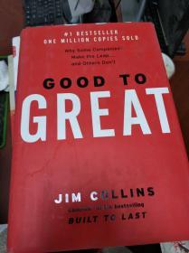 特价现货~Good to Great:Why Some Companies Make the Leap... and Others Dont