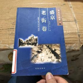 清文化丛书:盛京老街巷