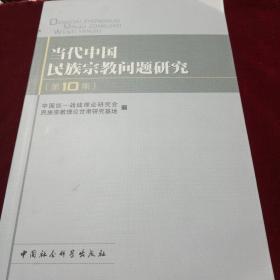 当代中国民族宗教问题研究(第10集)