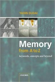 美国原版 Memory From A To Z: Keywords, Concepts, and Beyond 记忆小词典:关键词、?#25293;?#21450;拓展