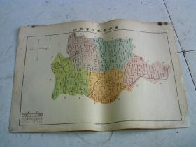 山东省唛县学区图
