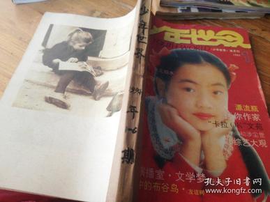 少年世界1994年1-6期