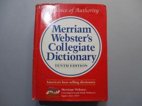 Merriam-Websters Collegiate Dictionary 韦氏词典