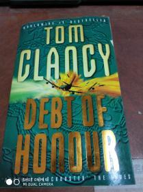 特价现货~Debt of Honour9780007805877