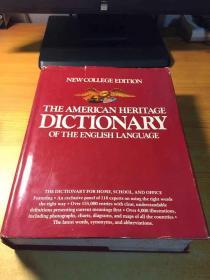 THE AMERIDAN HERITAGE DICTIONARY OF THE ENGLISH LANGUAGE (美国文化遗产词典)国外原版