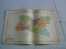 山东省沂水县学区图