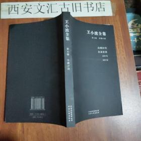 王小波全集(第七卷):中篇小说