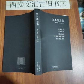 王小波全集(第六卷):黄金年代