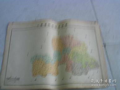 山东省聊城县学区图