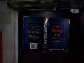 中学生新英汉双解词典