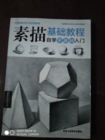 中国美院名师教你画素描素描基础教程(自学零基础入门)