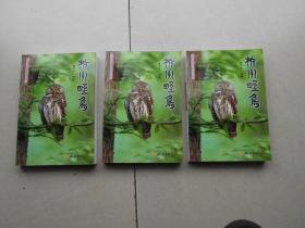 杭州野鸟:浙江自然博物馆自然丛书