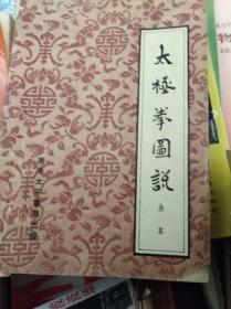 老拳书: 太极拳图说 全本, 69年版,包快递