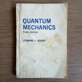 Quantum Mechanics (Third Edition) 量子力学 第三版