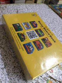 小鼠波波lucy ciusins Maisy Board Book 小鼠波波异型纸板 8本套装 送音频