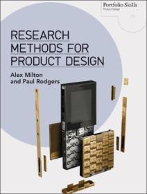 Research Methods for Product Design (Portfolio Skills Product Design)
