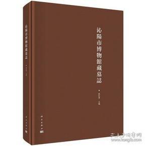 【正版】沁阳市博物馆藏墓志 张红军