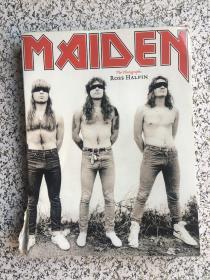 Iron Maiden ross halfin