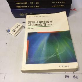 高級計量經濟學及Stata應用:第二版
