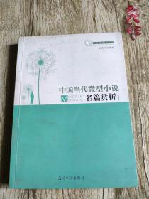 中国当代微型小说名篇赏析