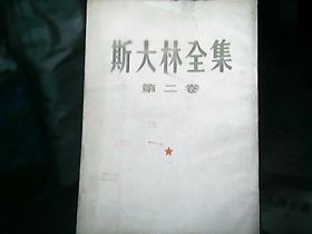 《斯大林全集》(第二卷)