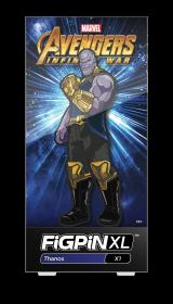 全新七龙珠徽章 美国FiGPiN出品 超级赛亚萨诺斯立式徽章金属胸针 FiGPiN Dragon Ball Super: XL Thanos