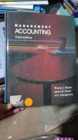 MANAGEMENT ACCOUNTING Third Edition