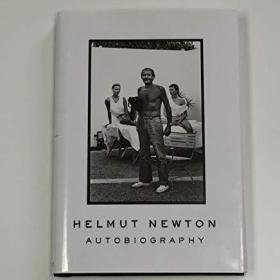 Helmut Newton Autobiography