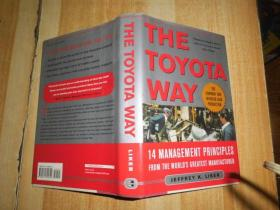 The Toyota Way:14 Management Principles from the Worlds Greatest Manufacturer