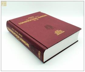 莫斯建造手册(英文版)Construction Manual (Eric Owen Moss)