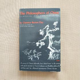 The Philosophers of China:CLASSICAL AND CONTEMPORARY(英文原版)