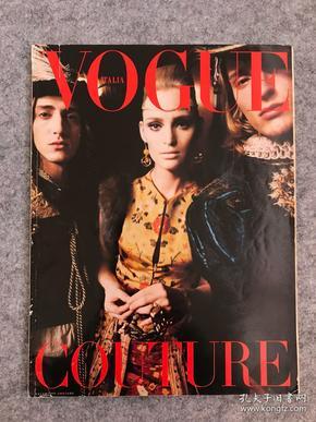 vogue italia 2002.9 副刊