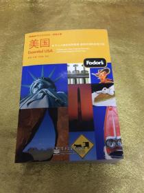Fodor's黄金旅游指南:美国
