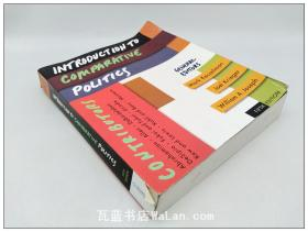 比较政治学第五版英文版 Introduction to Comparative Politics