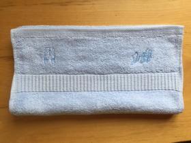 快乐熊毛巾  纯棉家用面巾  34*73 100%棉