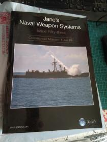 Janes Naval Weapon Systems