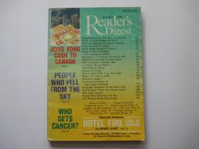 READERS DIDGEST 1988年第10期