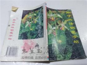 孙子兵法钢笔字帖 卢中南 金盾出版社 1995年9月 32开平装
