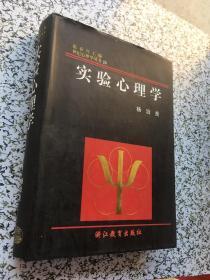 世纪心理学丛书20《实验心理学》