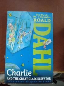 二手正版Charlie and the Great Glass Elevator[查理和大玻璃升降机]9780142410325