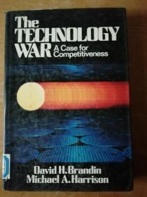 The technology war: A case for competitiveness  (技术的战争—案例)