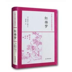 中国古代经典无障碍读本:红楼梦