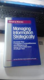 Managing Information Strategically  战略管理信息